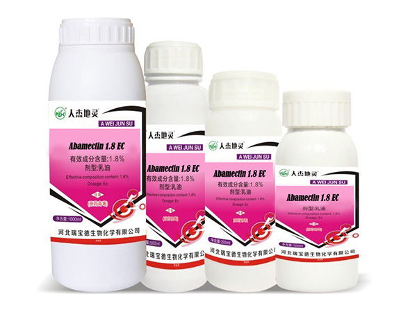 Abamectin 1.8% EC