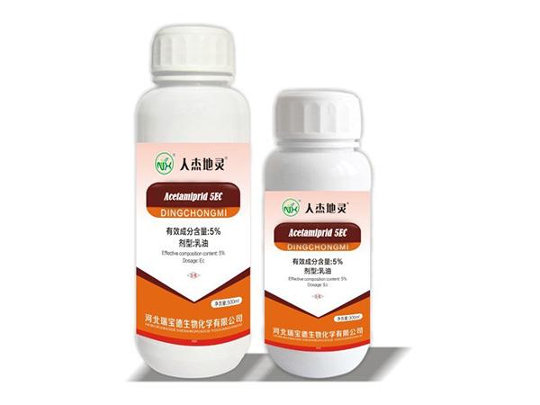 Acetamiprid 5% EC